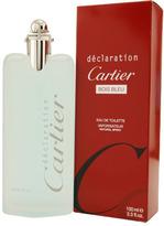 Cartier Declaration Declaration Bois Bleu Eau De Toilette Spray 3.4 oz