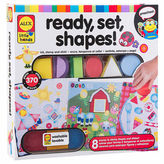 Alex Little Hands Ready Set Shapes Interactive Toy