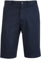 Edwin Rail Chino Shorts Navy