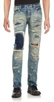PRPS Costus Distressed Cotton Jeans