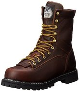 Georgia Boot Men's Georgia G8044 Logger Boot Work Shoe