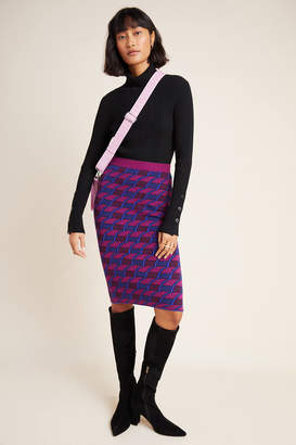 Maeve Nancy Sweater Pencil Skirt