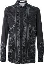 Versace house print shirt