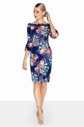 Paper Dolls Tulip Bardot Dress