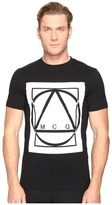 McQ Graphic Logo Short Sleeve T-Shirt Men's T Shirt