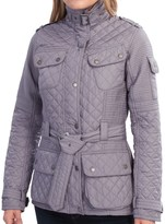 Barbour International Folco Cruiser Moto Jacket (For Women)