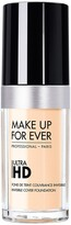 Make Up For Ever Ultra HD Invisible Cover Foundation