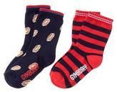 Gymboree Ball & Stripe Socks