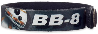 Disney BB-8 Leather Bracelet Star Wars Personalizable