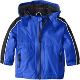 Calvin Klein Baby Boys' Max Capacity Water Resistant Toddler Shell Jacket