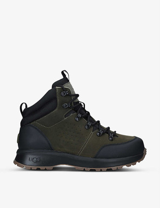 UGG Emmett waterproof leather hiking boots