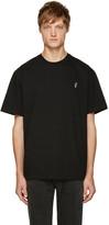 Alexander Wang Black Dollar Sign T-Shirt