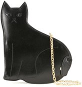 Muveil cat shoulder bag - women - Leather - One Size