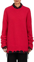 Andersson Bell Women's Distressed Wool-Blend Sweater