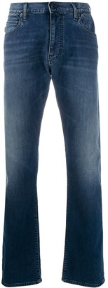 Emporio Armani Regular-Fit Jeans