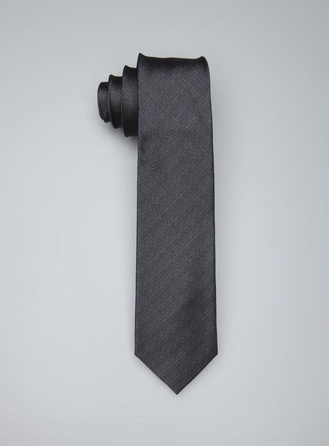 Ben Sherman Solid Silk Knit Tie