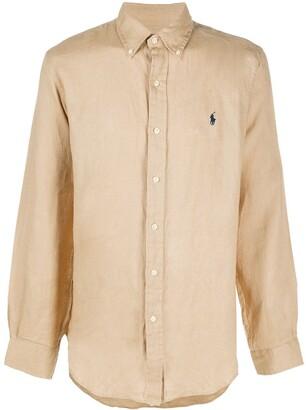 Polo Ralph Lauren Button Collar Shirt