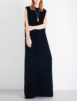 Rick Owens Sleeveless velvet gown