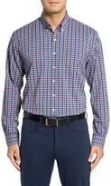 Bobby Jones Men's Dorian Plaid Easy Care Sport Shirt