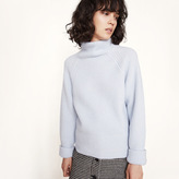 Maje Knitted roll-neck jumper
