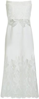 Dion Lee Lace Applique Suspended Dress