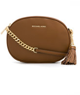 MICHAEL Michael Kors Ginny MD Messenger - women - Leather - One Size