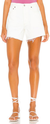 AGOLDE Reese Relaxed Cut Off Short. - size 23 (also