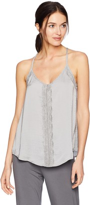 PJ Salvage Women's Sunshine Days Lace Cami