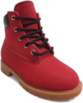 Polo Ralph Lauren Red Angello Nubuck Boot - Little Kid & Big Kid