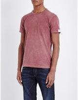 Replay Crewneck Cotton T-shirt