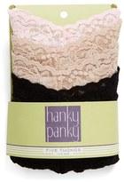 Hanky Panky Women's Low Rise Thong
