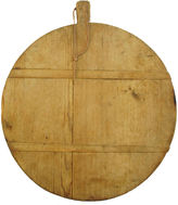 One Kings Lane Vintage 1920s French Harvest Bread Cheese Board