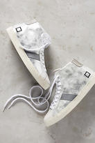 D.A.T.E Hill High Stardust Sneakers