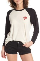 Obey Women's Careless Whispers Baseball Tee