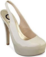G by Guess Women's Shoes, Pina Platform Pumps