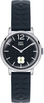 Orla Kiely OK2005 Frankie leather and stainless steel watch