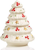 Lenox Christmas Gifts Peppermint Tree Treat Jar