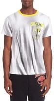 Moschino Illusion Print Graphic T-Shirt