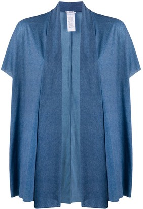 Wolford Taylor draped cardigan