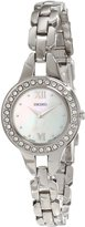 Seiko Swarovski® Crystal Women's watch Gift set #SUJG63