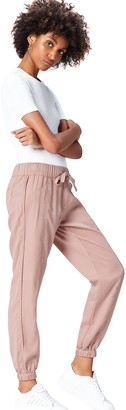 Find. Standard Women's Pants with Drawstring and Relaxed Fit