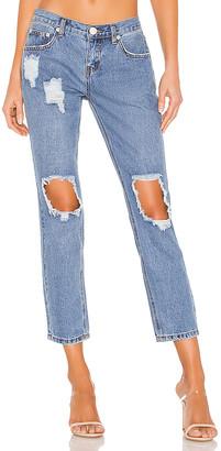 superdown Angie Girlfriend Jeans