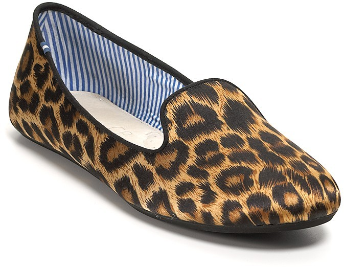 """Charles Philip Sheila"""" Leopard Loafers"""