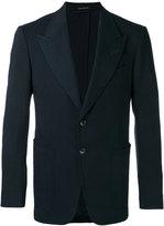 Tom Ford two button blazer - men - Silk/Cupro/Viscose/Polyethylene Terephthalate (PET) - 48
