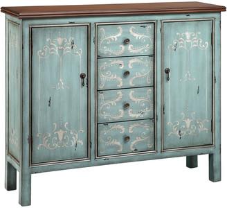 Stein World Tabitha 2-Door 4-Drawer Cabinet