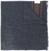 Brunello Cucinelli printed scarf - men - Nylon/Cashmere/Alpaca - One Size