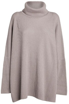eskandar Ribbed Rollneck Sweater