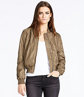 William Rast Classic Bomber Jacket