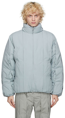 Post Archive Faction (PAF) Post Archive Faction PAF Grey Down 3.1 Center Jacket