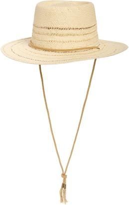 Treasure & Bond Stripe Boater Hat